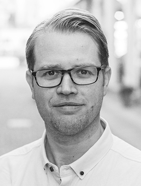 Henrik Johannesson : Digital Director